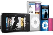 neue iPods